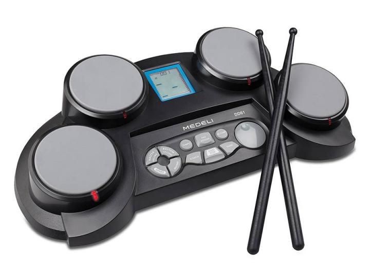 Medeli table drum with 4 pads