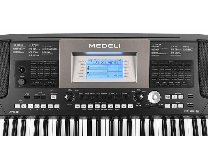 Medeli Aspire Series portable keyboard