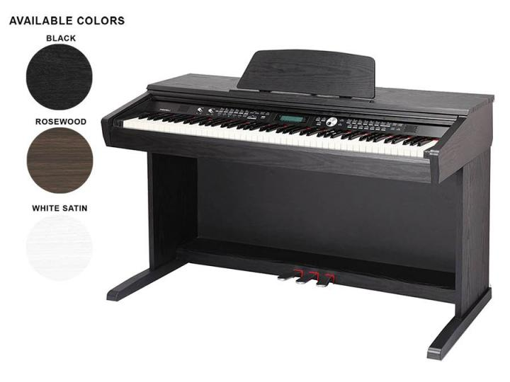 Medeli Intermezzo Series digital home piano with accompaniment
