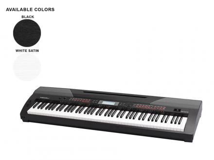 Medeli digital stage piano with accompaniment